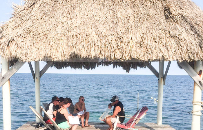 Dive Course in Belize